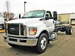 2019 Ford F650 Regular Cab - Cab & Chassis