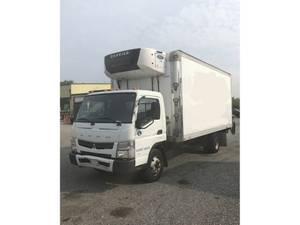2012 Mitsubishi FE180 - Box Truck