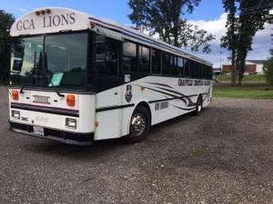 2001 Thomas - School Bus