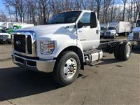 2019 Ford F750 Regular Cab