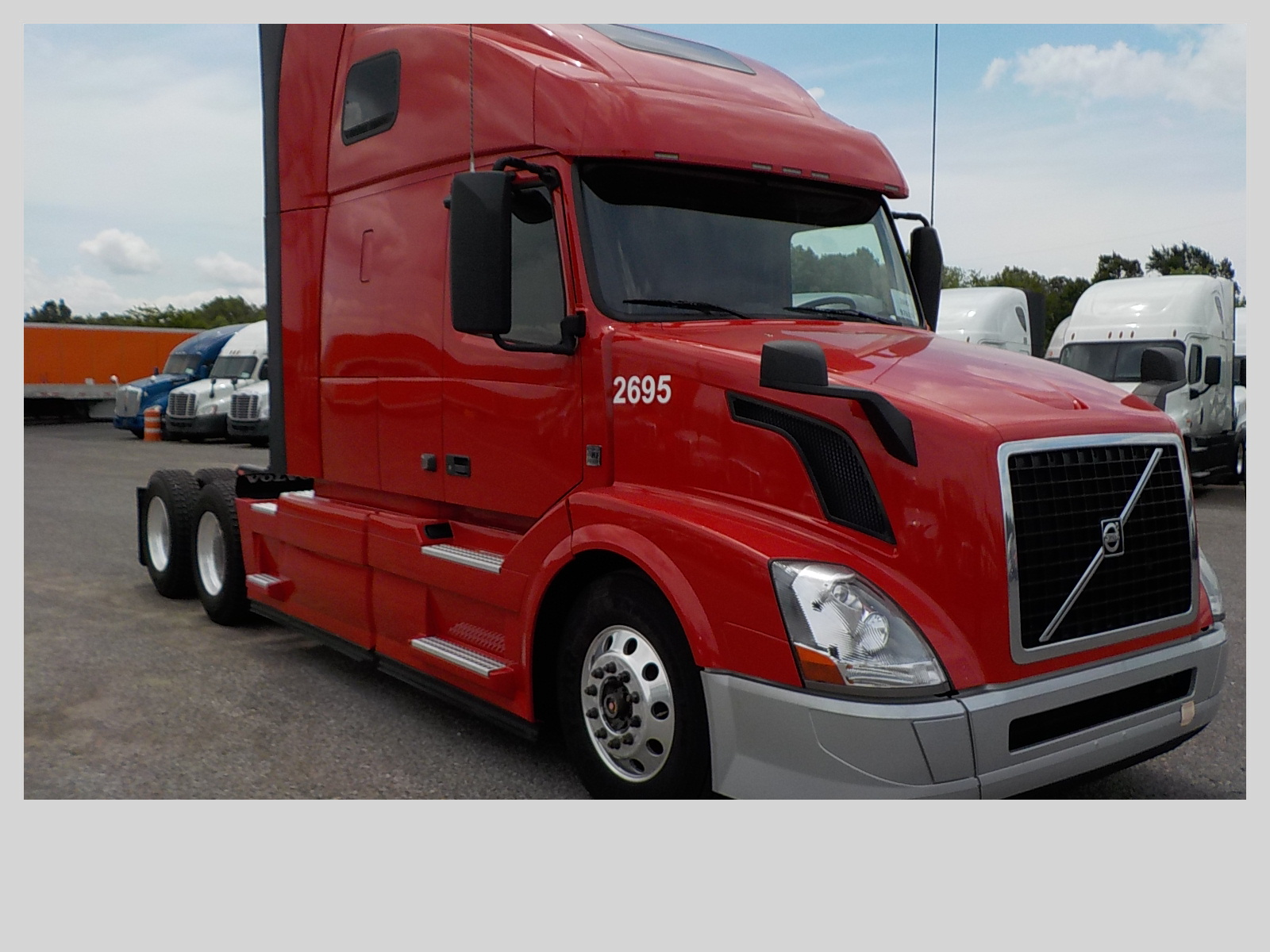 2017 Volvo Vnl670 For Sale 61 Quot Sleeper Special 2695