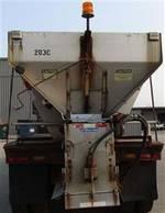 2006 Warren Stainless V-Box - Plow Truck
