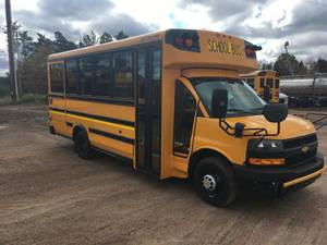 2021 Collins DE516WR - School Bus