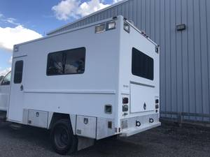 2007 Sabre 14' Office Body - Office Trailers