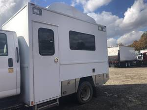 2007 Sabre 12' Office Body - Office Trailers
