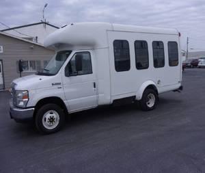 2012 Ford E350 - Bus