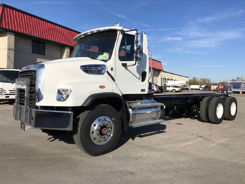 2020 Freightliner 114SD Cab & Chassis