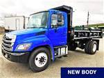 2014 Hino 268A - Cab & Chassis