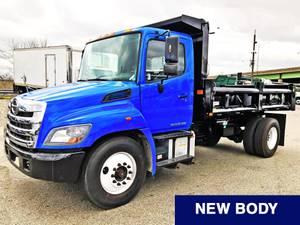 2014 Hino 268A - Dump Truck