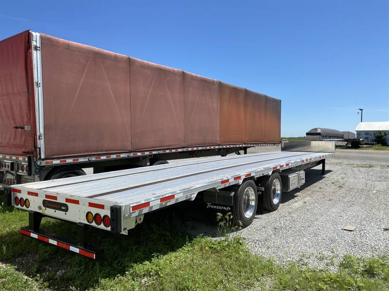 2020 Transcraft 554C Combo Drop Deck Trailer