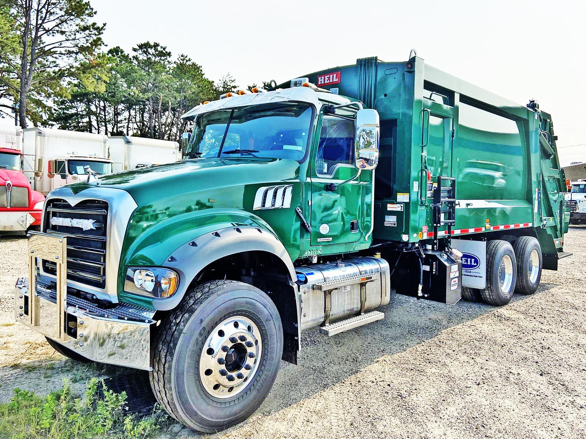 Gabrielli Truck Sales >> 2021 Mack GR64F9 (For Sale) | Dump Truck | #NJ-11398