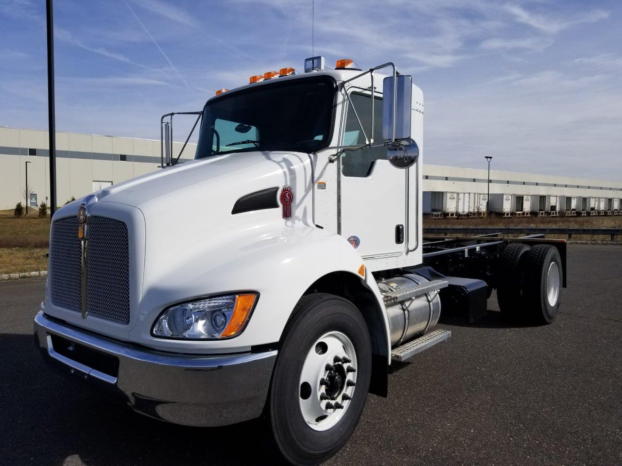 Gabrielli Truck Sales >> 2021 Kenworth T370 (For Sale) | Cab & Chassis | #DN-2227