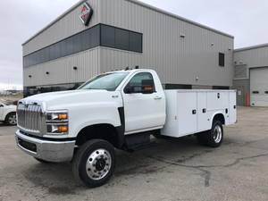2020 International CV515 - Service Truck
