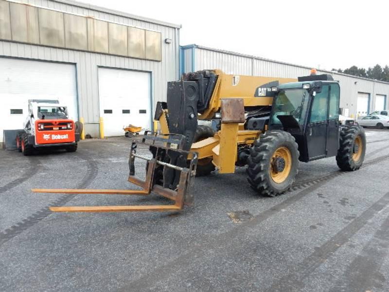 2015 Caterpiller TL1055C Telescopic Forklift
