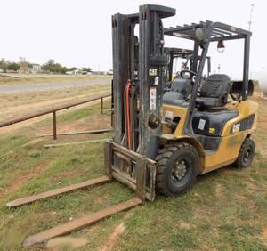2013 Caterpiller 2P-5000 - Forklift