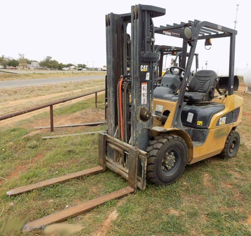 2013 Caterpiller 2P-5000 Forklift