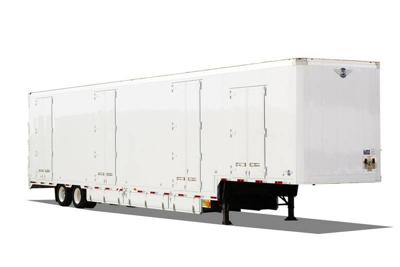 2020 Kentucky FVCC-D Moving Van