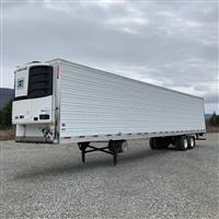 2018 Utility Thermo King Reefer