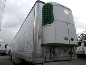 2008 Great Dane Reefer-2 Axle - Refrigerated Trailer