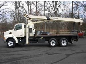 2001 Sterling LT8500 - Boom Crane