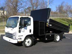 2021 Isuzu NPR HD - Dump Truck