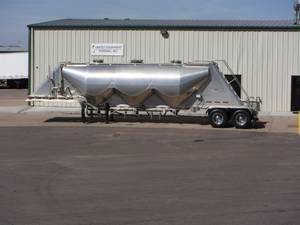 2018 MAC TN1050APB - Pneumatic | Dry Bulk Tank Trailer