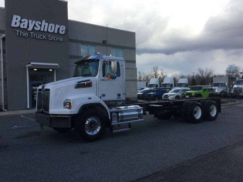 2020 Western Star 4700SB Cab & Chassis