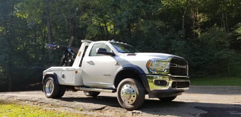 2020 Dodge 4500 Wrecker