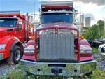 2021 Kenworth T800 - Dump Truck