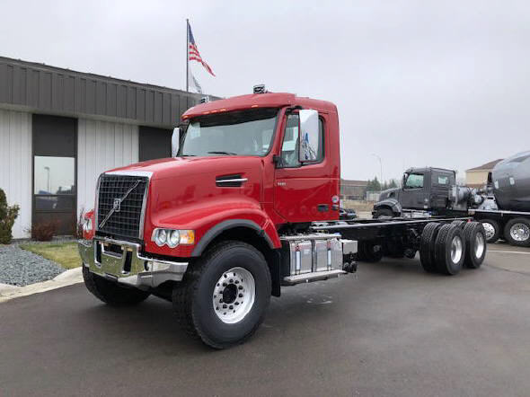 2021 volvo vhd64f300  for sale