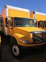 2015 International 4300 - Box Truck