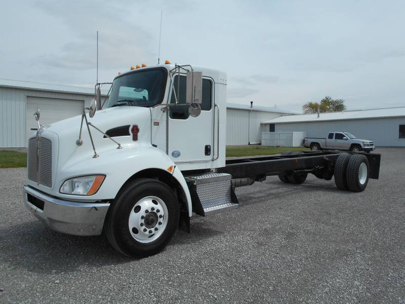 2014 Kenworth T270 Cab & Chassis