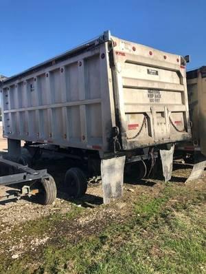 0 Virginian 19' Dump Body - Dump