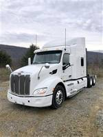 2019 Peterbilt 579 - Sleeper Truck