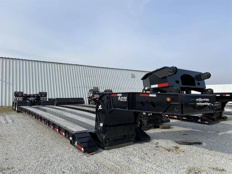 2022 XL Specialized XL90HDE Double Drop Deck Trailer