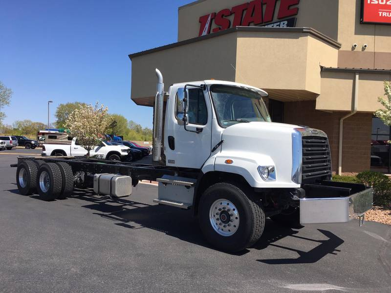 2020 Freightliner 108SD Cab & Chassis