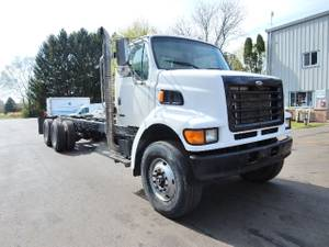 2003 Sterling LT-7500 - Cab & Chassis