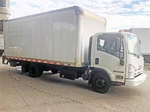 2015 Isuzu NPR-HD - Box Truck