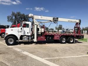2013 Peterbilt 365 - Crane Truck