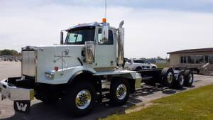 2020 Western Star 4900 TS - Cab & Chassis