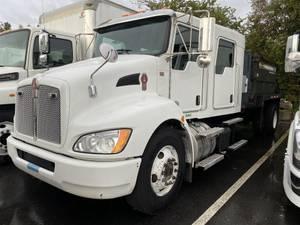 2016 Kenworth T370 - Asphalt Truck