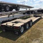 2018 Trail King TK80MG With Flip - Double Drop Deck Trailer