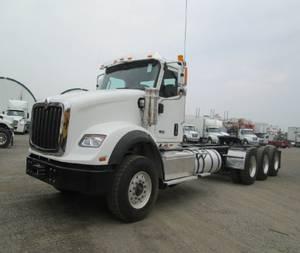 2018 International HX620 8x6 - Sleeper Truck