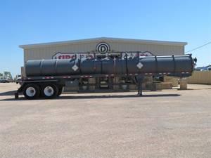 2013 Overland Tank Inc. DOT 412 Acid - Trailer