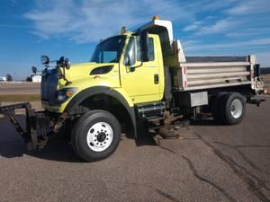 2012 International 7500 - Plow Truck