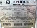 2015 Hyundai 53X102 DRY VAN - Dry Van