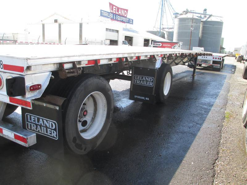 2007 Western combo flatbed