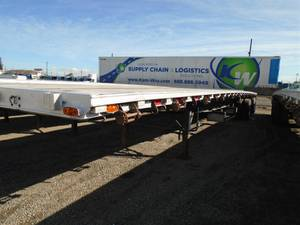 2007 Western combo flatbed - Flatbed