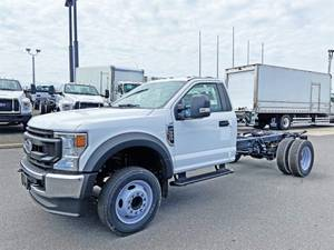 2021 Ford F550 Regular Cab 4x2 - Cab & Chassis