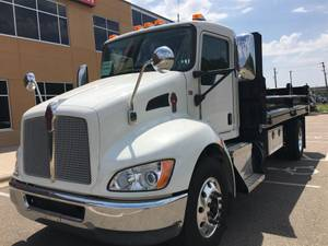2021 Kenworth T370 - Cab & Chassis